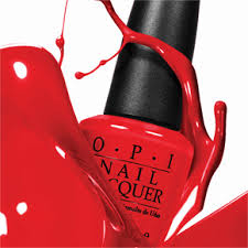 OPI nails at Tapers Beauty